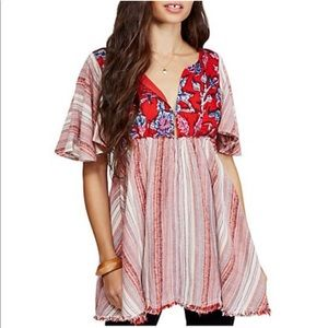 Free People 'Under The Sun' Tunic